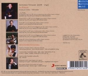 La Follia/Sonaten für Violine
