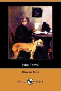 PAUL FERROLL (DODO PRESS)