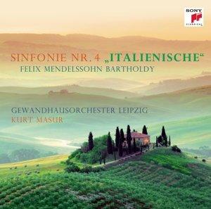 Mendelssohn: Sinfonien Nr. 1 & 4 (Italienische)