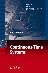 Continuous-Time Systems