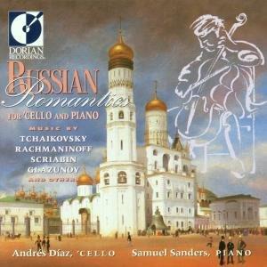 Russische Romanzen Für Cello &