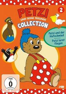 Petzi Collection-Petzi Als Hufschmied Und