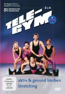 Tele-Gym 03 & 04. Aktiv und gesund bleiben / Stretching. DVD-Vid
