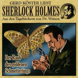 Der Raub Des goldenen Schmetterlings (Hörbuch)