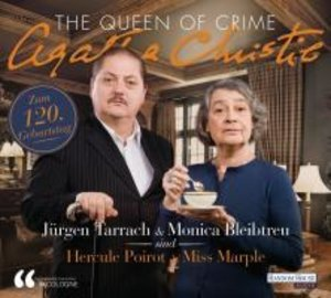 The Queen of Crime - Agatha Christie, 1 Audio-CD