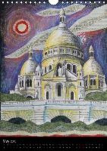 Churches of the World (Wall Calendar 2015 DIN A4 Portrait)
