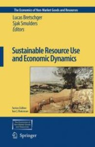 Sustainable Resource Use and Economic Dynamics