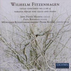 Maintz/Rivinius/Münchner Rfo/Rundel: Cello Concerto 2 op.4/+
