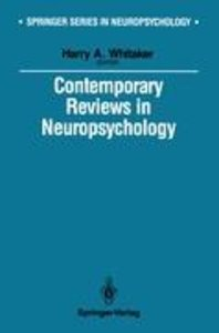Contemporary Reviews in Neuropsychology