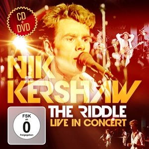 The Riddle-Live In Concert.DVD+CD