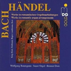 Works in romantic organ arrangements