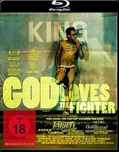 God Loves The Fighter (Blu-Ray