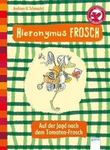 Hieronymus Frosch. Auf der Jagd nach dem Tomaten-Frosch