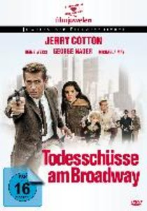 Jerry Cotton: Todesschüsse am Broadway
