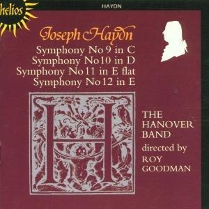 Symphonies Of J.Haydn 9-12