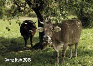 Ganz Kuh 2015