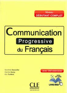 Communication progressive du français, Niveau débutant complet.