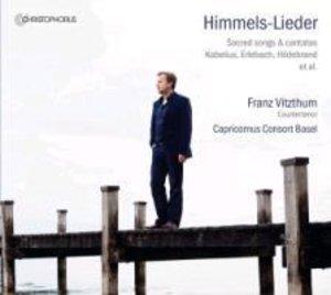 Himmels-Lieder-Geistl.Lieder Und Kantaten