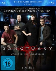 Sanctuary - Wächter der Kreaturen, Staffel 4 in HD