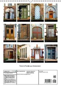 W. Lambrecht, M: Türen & Portale aus Grebenstein (Wandkalend