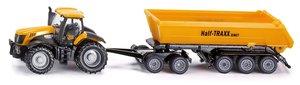SIKU 1858 - Farmer: Traktor mit Dolly