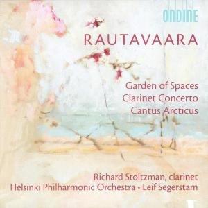 Garden Of Spaces/Clarinet Concerto/Cantus Arcticus