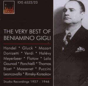 Best Of B.Gigli,The Very