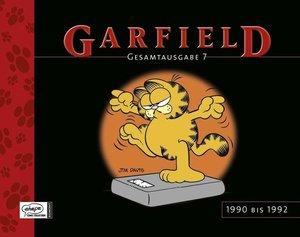 Garfield Gesamtausgabe 07