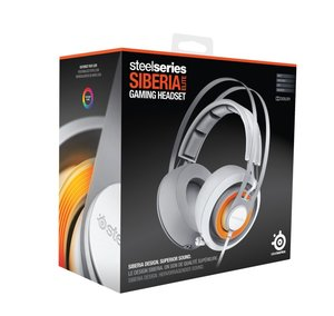 SteelSeries Gaming Headset Siberia Elite - White