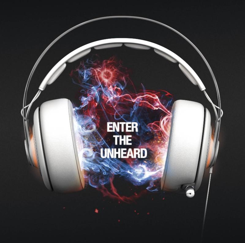 SteelSeries Gaming Headset Siberia Elite - White - zum Schließen ins Bild klicken