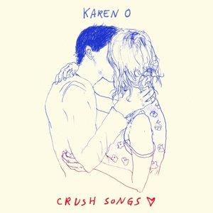 Crush Songs ('blue' vinyl+36pg booklet+MP3)