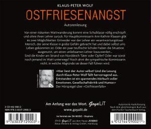 Ostfriesenangst-Autorenlesung