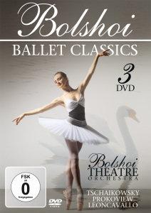 Bolshoi-Ballet Classics