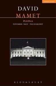 Mamet Plays: 6