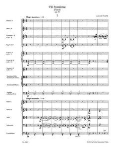 VII. Symphonie in d-Moll op. 70
