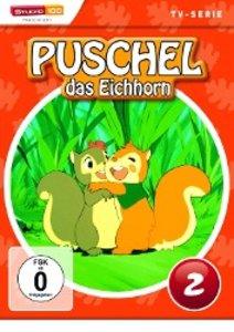 Puschel das Eichhorn DVD 2