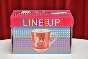 "Best of Snoopy - ""Line Up"" - Tasse"