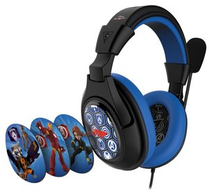 Turtle Beach Disney Infinity Marvel Stereo Headset [Xbox 360, PS