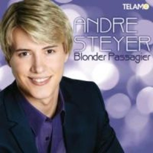 Blonder Passagier