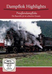 Dampflok Highlights-Preussen Dampfloks