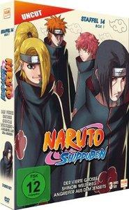 Naruto Shippuden - Staffel 14 - Box 1: Folgen 516-528