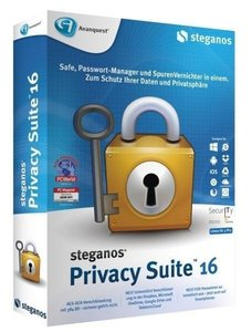 Steganos Privacy Suite 16