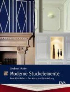 Moderne Stuckelemente