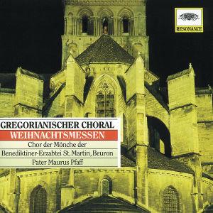 Gregorianischer Choral. Weihnachtsmessen. Klassik-CD