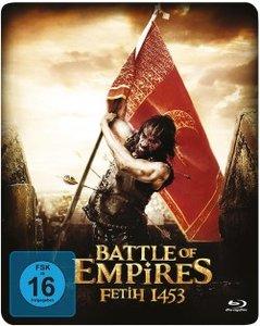 Battle of Empires-Fetih 1453-Blu-ray Disc der