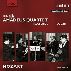 Amadeus-Quartett - RIAS Recordings Vol. III