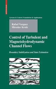 Control of Turbulent and Magnetohydrodynamic Channel Flows