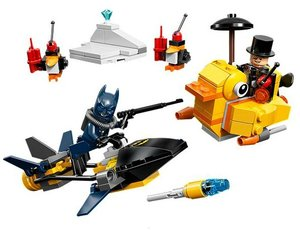 LEGO® DC Comics Super Heroes 76010 - Batman: Begegnung mit dem P