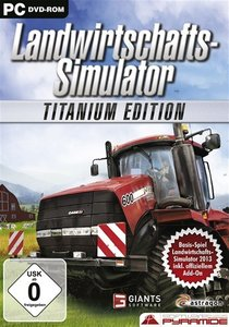 Landwirtschafts Simulator Titanium-Edition (Software Pyramide)