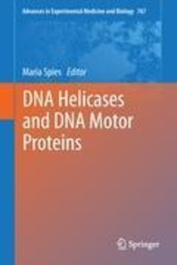 DNA Helicases and DNA Motor Proteins
